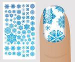"""Слайдер для дизайна ногтей, """"Праздники"""" №P 121,  NOGTIKA"""
