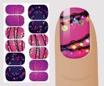 """Слайдер для дизайна ногтей, """"Праздники"""" №P145,  NOGTIKA"""