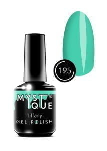 Гель-лак Gel Polish №125 «Tiffany» Mystique, 15 ml