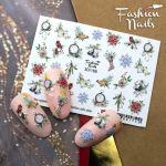 Слайдер дизайн FashionNails #169