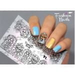 Слайдер дизайн Volume #1 Fashion nails