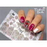 Слайдер дизайн Volume #3 Fashion nails