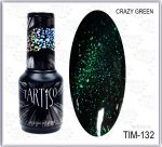 Гель-лак Crazy Green TARTISO TIME TIM-132  15 мл
