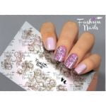 Слайдер дизайн Volume #4 Fashion nails