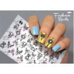 Слайдер дизайн Volume #5 Fashion nails