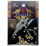 Стразы цветные CITRINE Лимон №6 (50 шт) Nogtika Swarovski