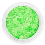 Декор неоновое пралине в баночке №03 SC 501 зелёные, IRISK
