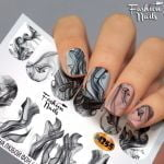 Слайдер дизайн Metallic M255 FashionNails