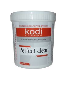 "Акриловая пудра ""Perfect clear"" Kodi professionall, 224г."
