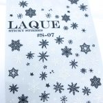 Слайдер дизайн Laque #S-07 Black/Wite